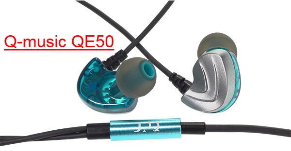 Q-music QE50
