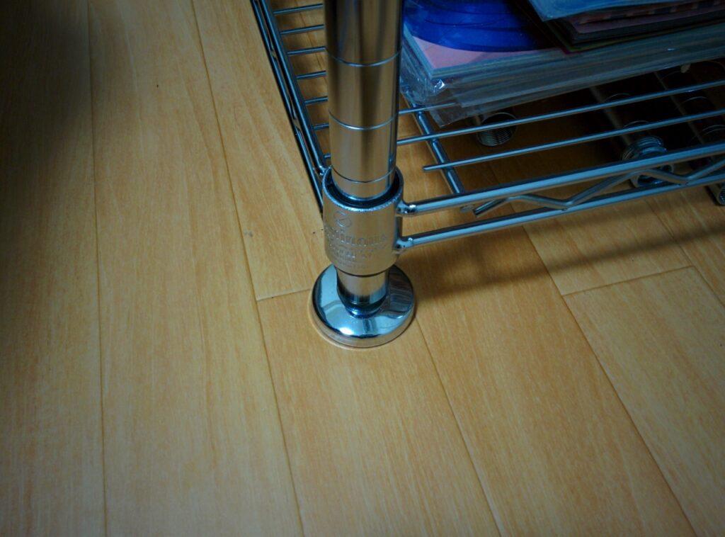 ルミナスの足