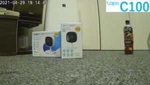 C100(Tapo)の画質