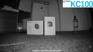 KC100(Kasa)のナイトビジョン