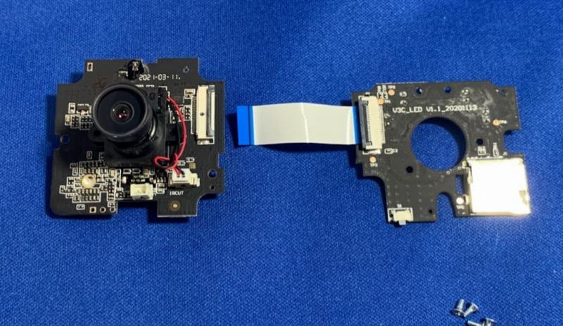 ATOM Cam 2基盤