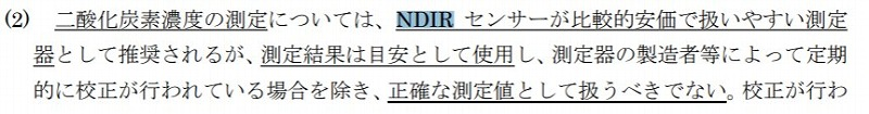 厚生労働省 NDIR